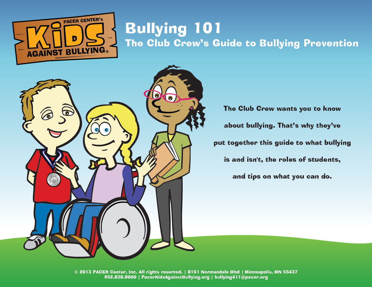 a description of bullying which may seem as a significant issue when compared to drug abuse or guns  Many schools sponsor the drug abuse resistance education (dare) program, a police officer-led initiative aiming to teach students how to say no we let dare handle the tough issue and move on as if there is nothing else to say.